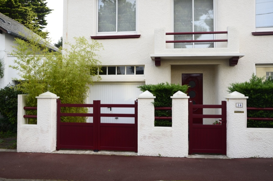 portails de latlantique perfect portails de latlantique with portails de latlantique mur de. Black Bedroom Furniture Sets. Home Design Ideas